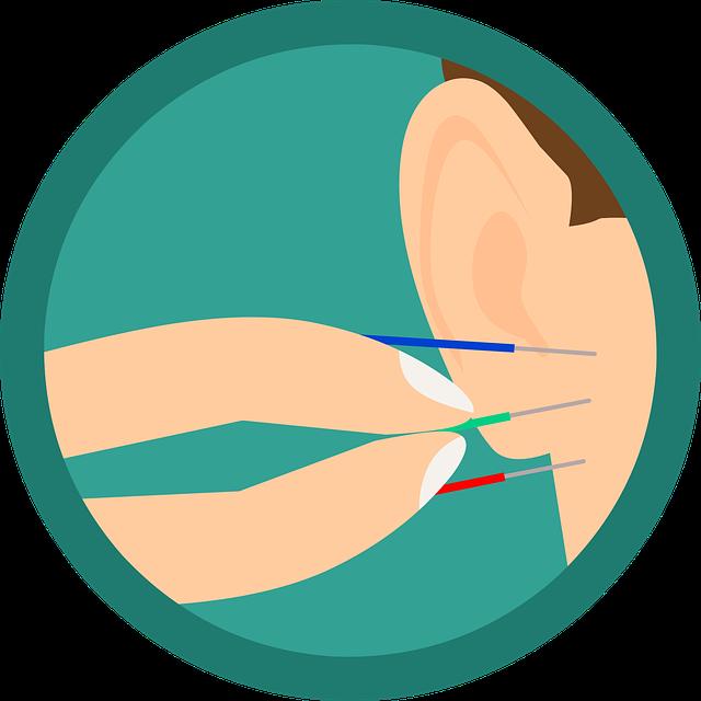Léčení úzkosti pomocí akupunktury