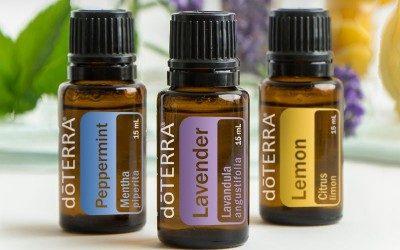 Esenciální oleje a fytoterapie